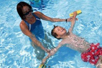 coach maître nageur